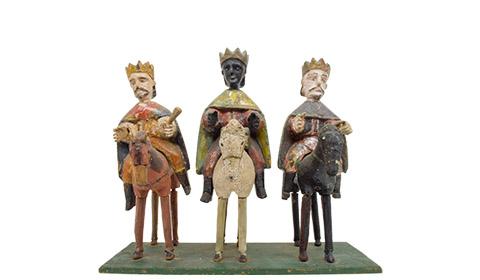 Tres Santos Reyes
