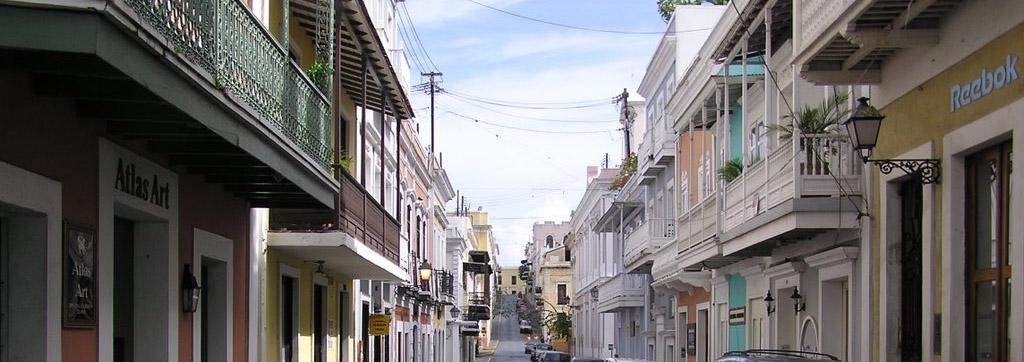 San Juan calle del Cristo