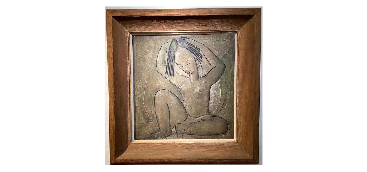 Haitian Nude